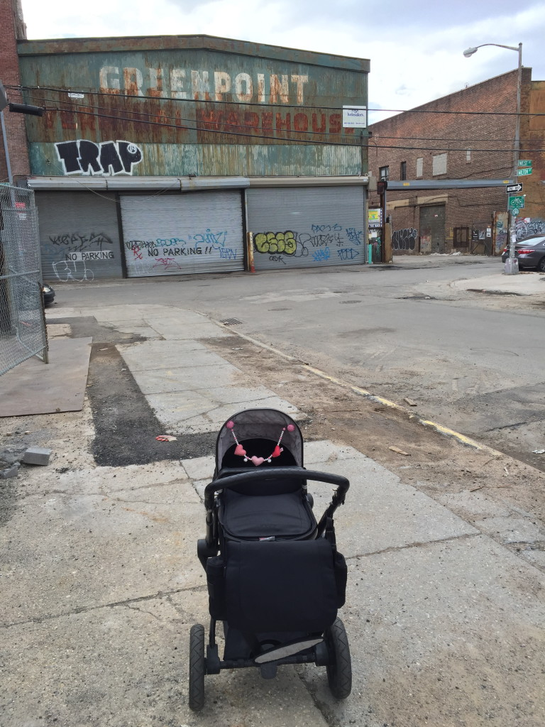 Joolz Kinderwagen in Brooklyn, Greenpoint
