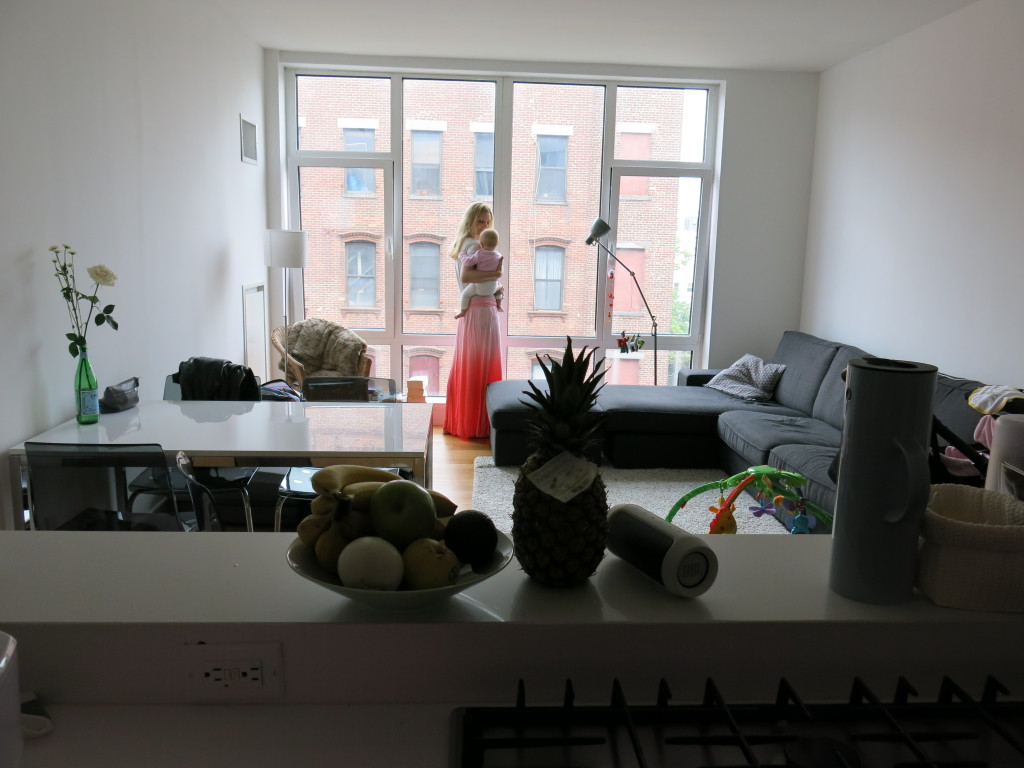 Hausbesuch, Homestory in New York
