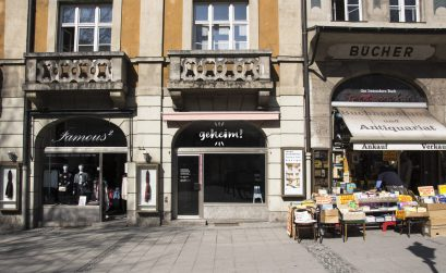 Kinderladen Pop up Store Geheim in München